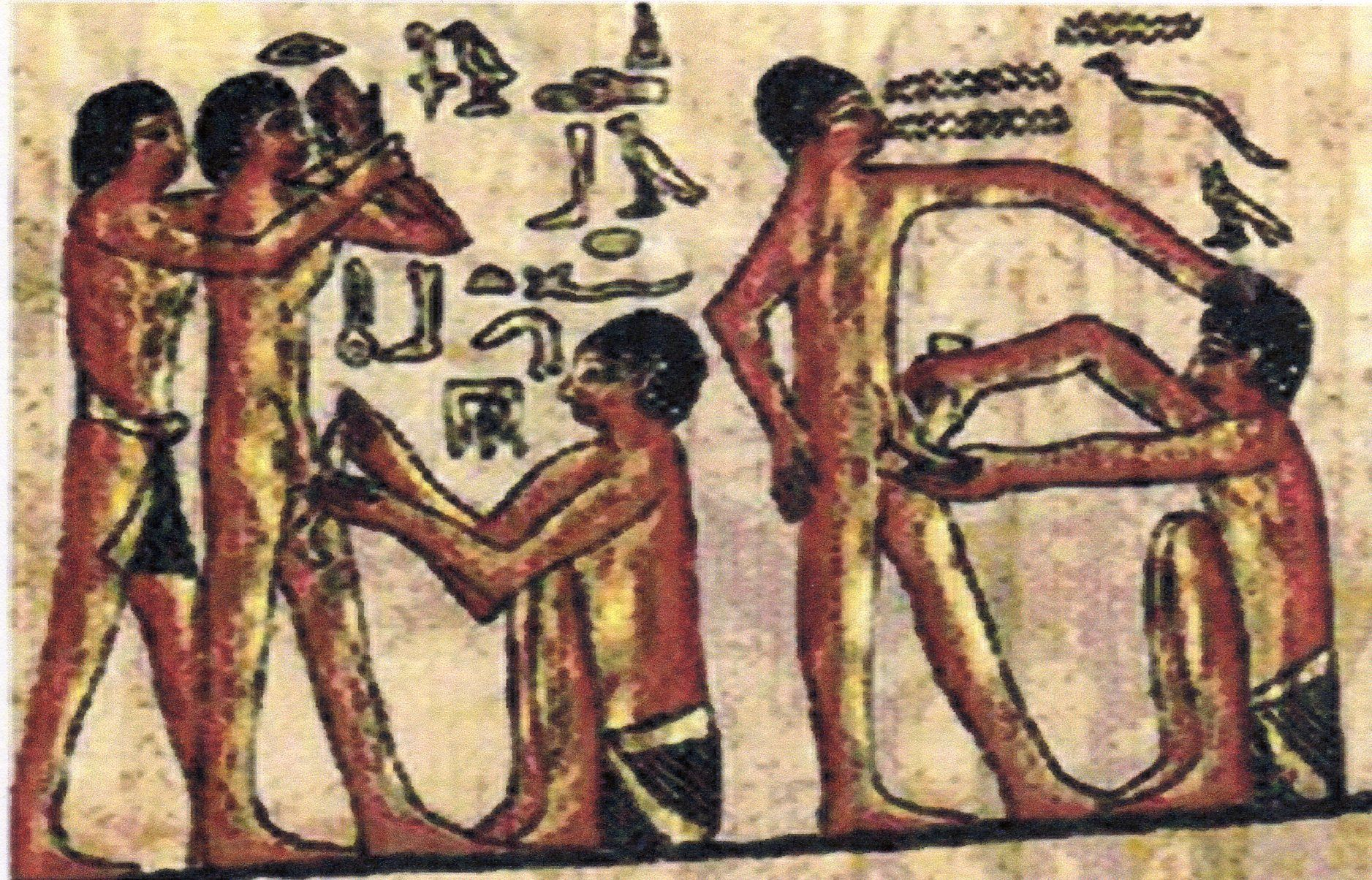 a look at the ancient egyptian and greco roman practices of preparing the dead Controversial sexual habits in ancient times as examples we can take ancient egypt, peru during the inca empire  the children where born dead.