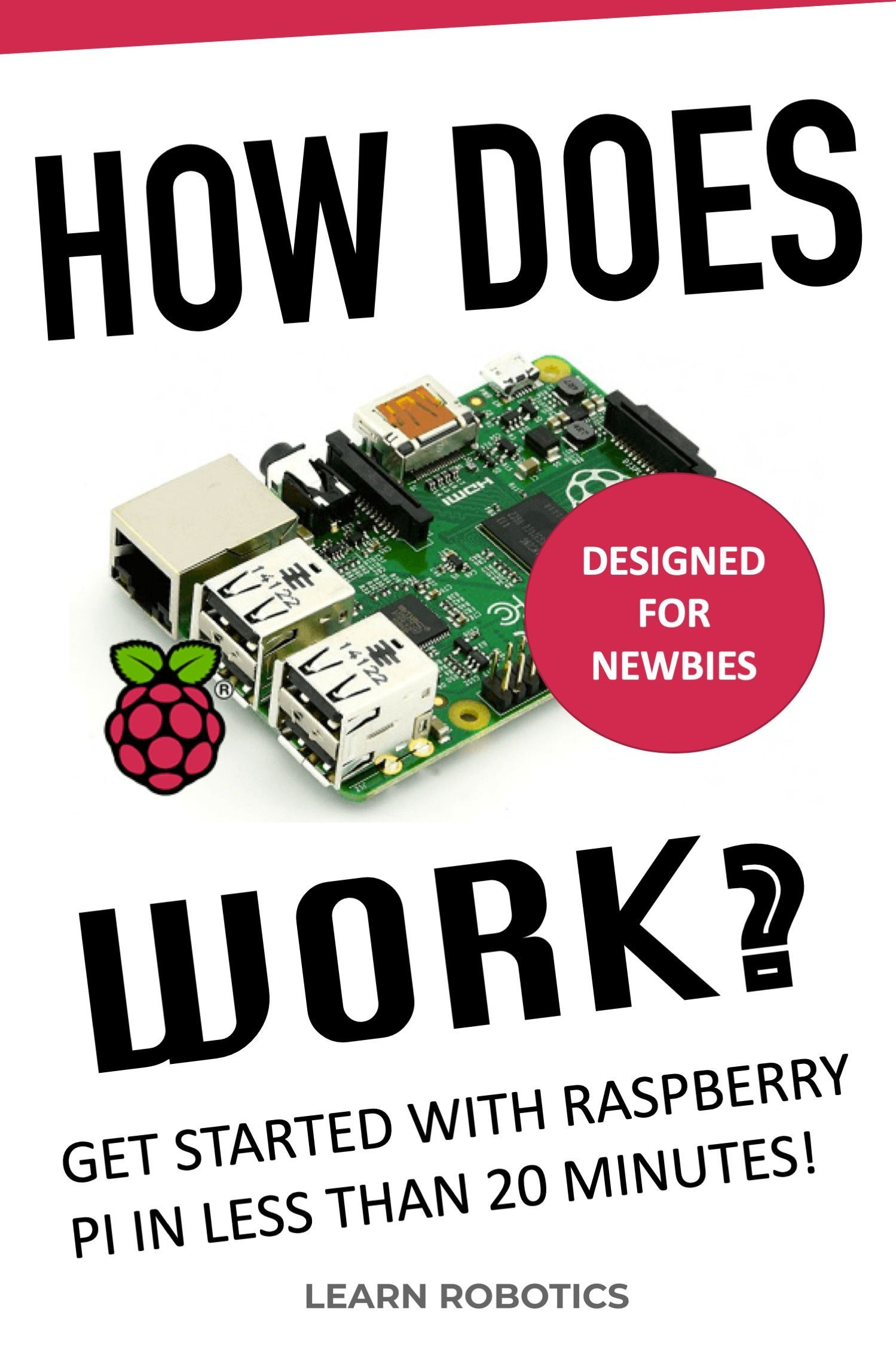 Learn how to unbox, setup, and boot up your Raspberry Pi. We'll show you how to get started with the Pi so that you can create Robotics and Tech projects.