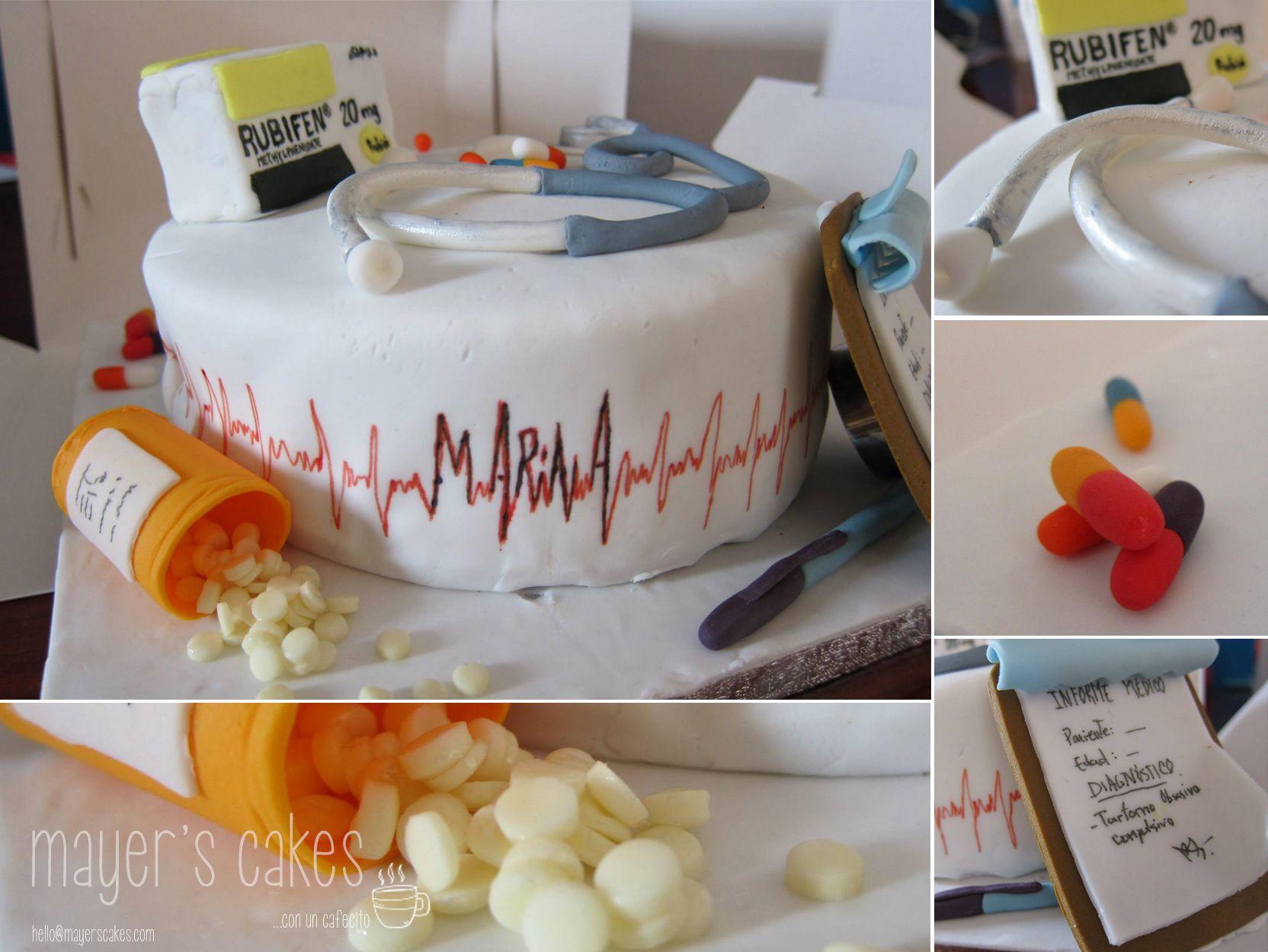 mayers cakes Doctor cake mayers cakes Pinterest Cake Cake