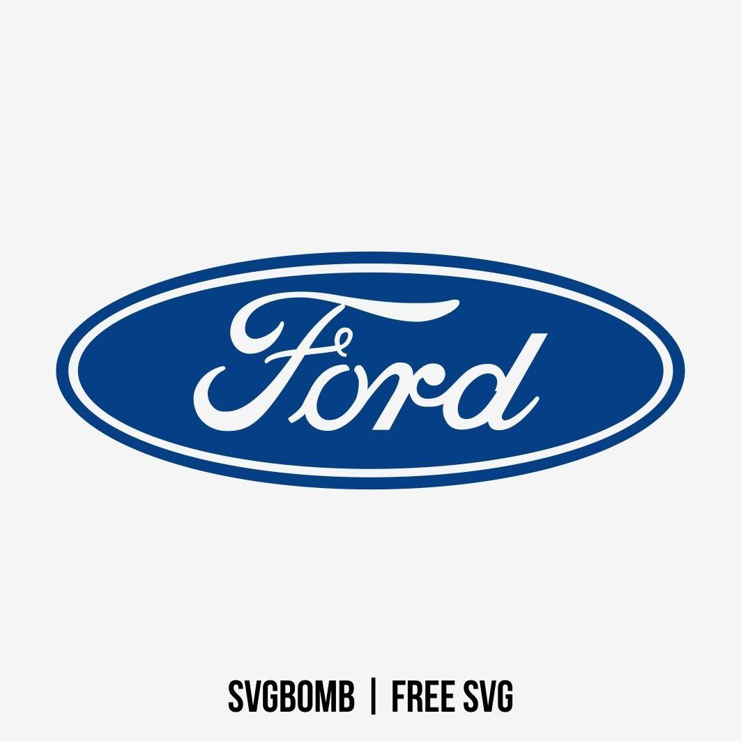 Ford Logo Svg Ford Logo Svg Ford Emblem