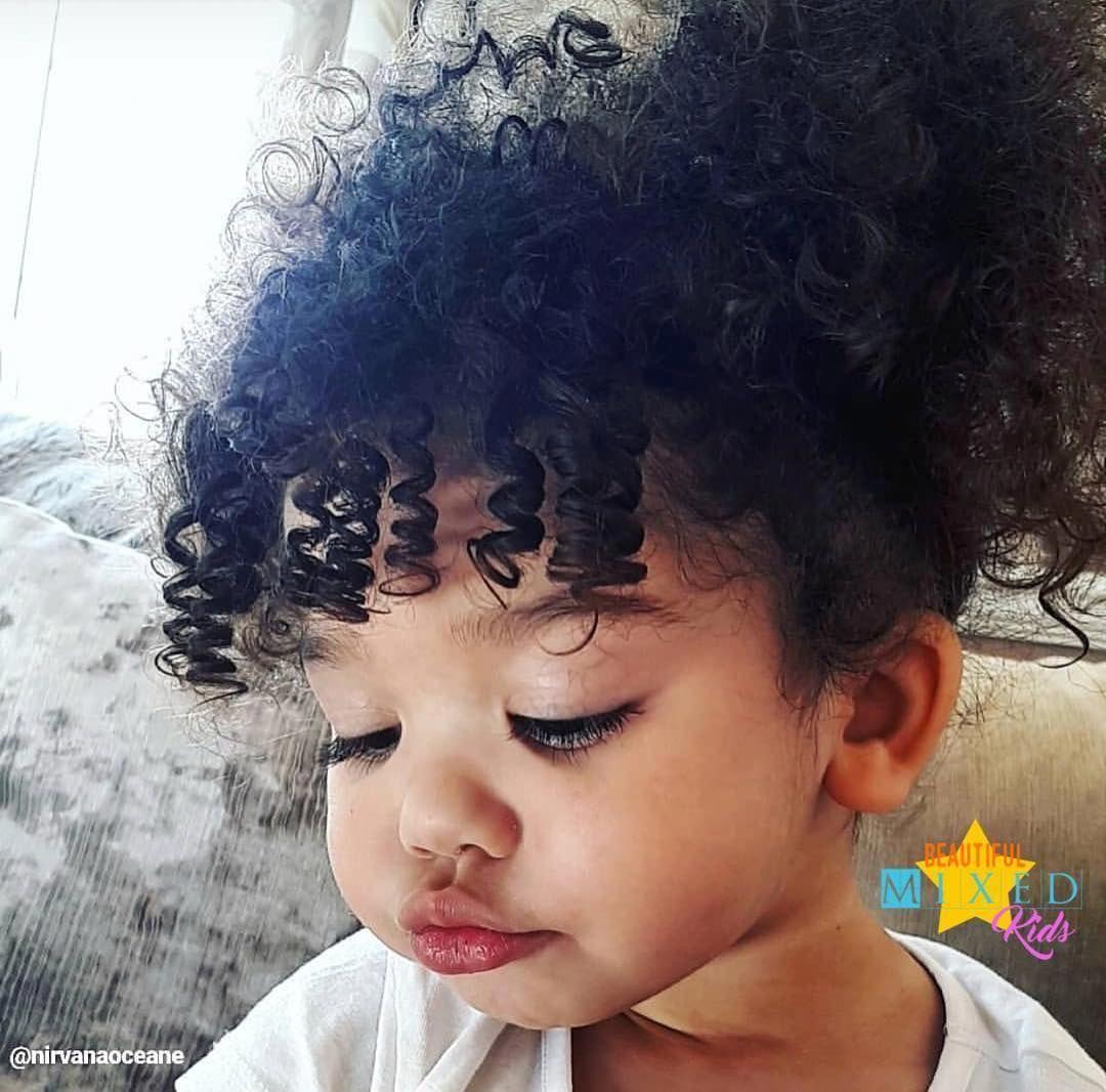 Cutekidshairstyles Kids Hairstyles Baby Hairstyles Curly Hair