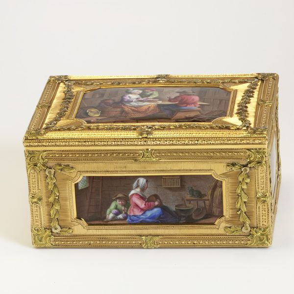 Box | Ducrollay, Jean Charles | V&A Search the Collections
