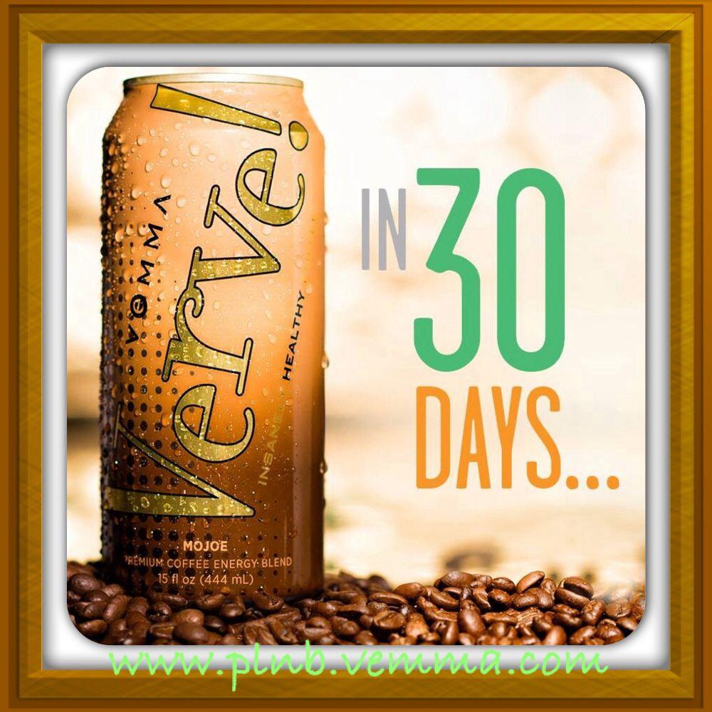 Mojoe pre launch Coffee energy, Vemma