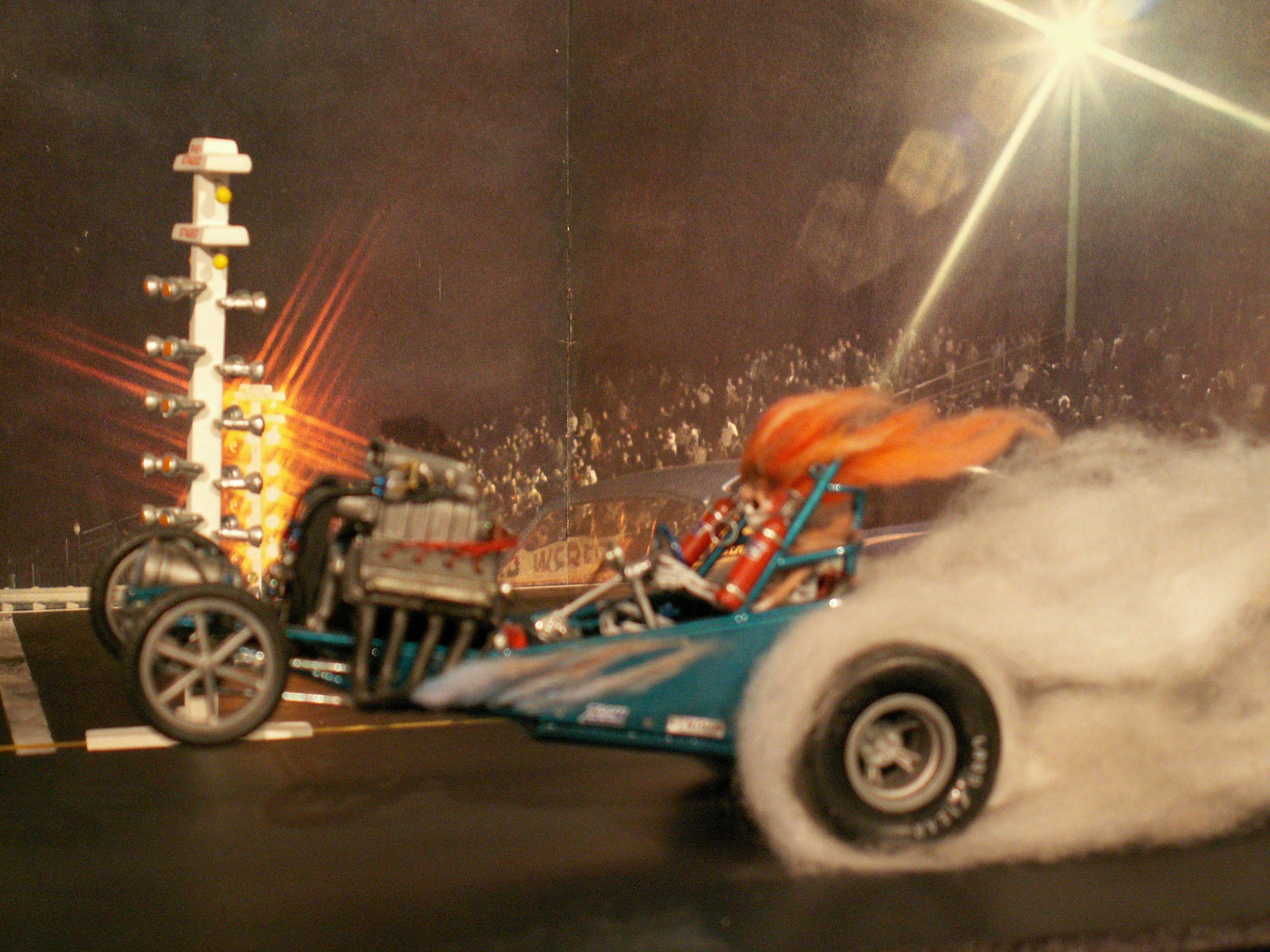 Deathrider Fuel Altered Custom hot wheels, Model hobbies