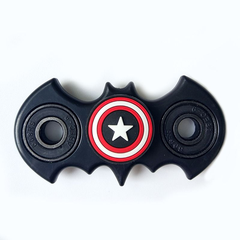 Kids Fidget Spinner stress jouets batman