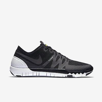51bf9fbc06e7 ... Zoom Shift basketball shoe. Mens-Nike-Free-Trainer-3-0-V3-Black-White- Sizes-10-10-5-11-or-11-5