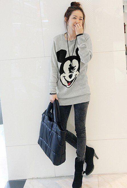 7e-fashion teach you dress Korean fashion clothes