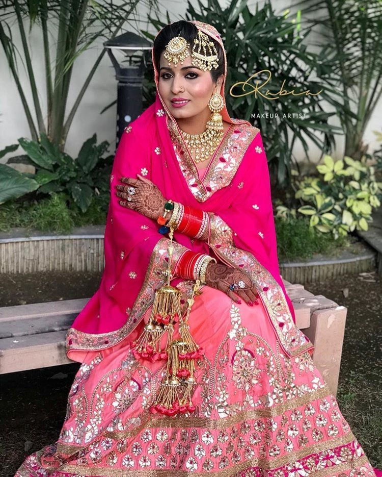 Pin by Juhi on Ethnic ideas | Pinterest | Punjabi wedding, Indian ...