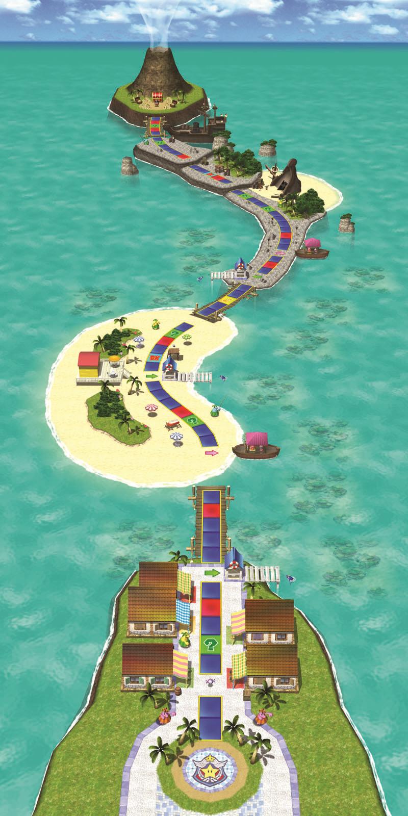 Goomba's Booty Boardwalk - Super Mario Wiki, the Mario