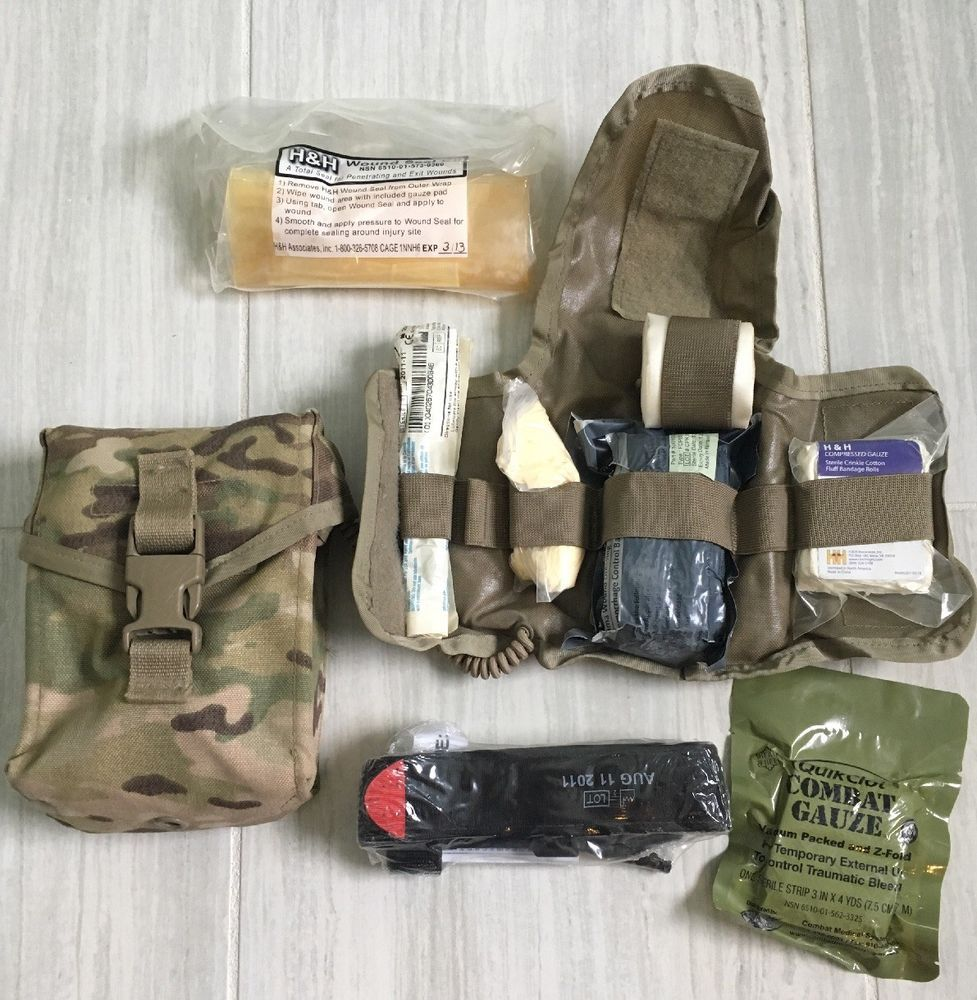 Details about US Military Issue Army SEKRI Multicam MOLLE