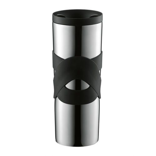 0.35L Bodum Travel Press Set Tea Coffee Mug Cup Maker