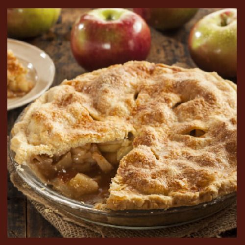 ** Old Fashioned Homemade All American Apple Pie Recipe ...