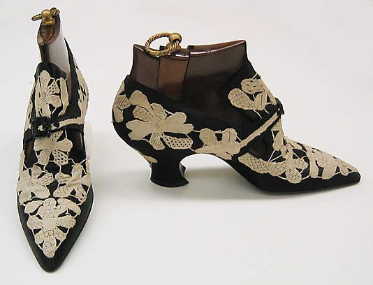 1910s Pietro Yantorny, vintage pumps - The Metropolitan Museum of Art