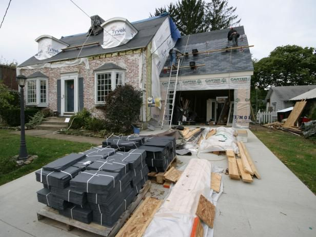 Building Up Vs Building Out Remodels Restorations Cool Roof Roofing Materials
