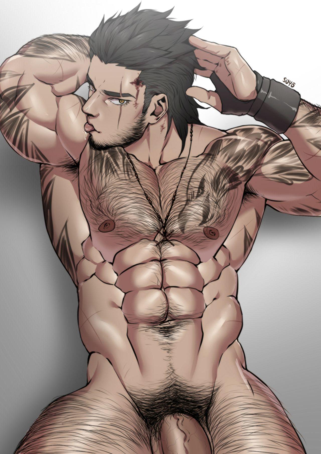 art Gay bara
