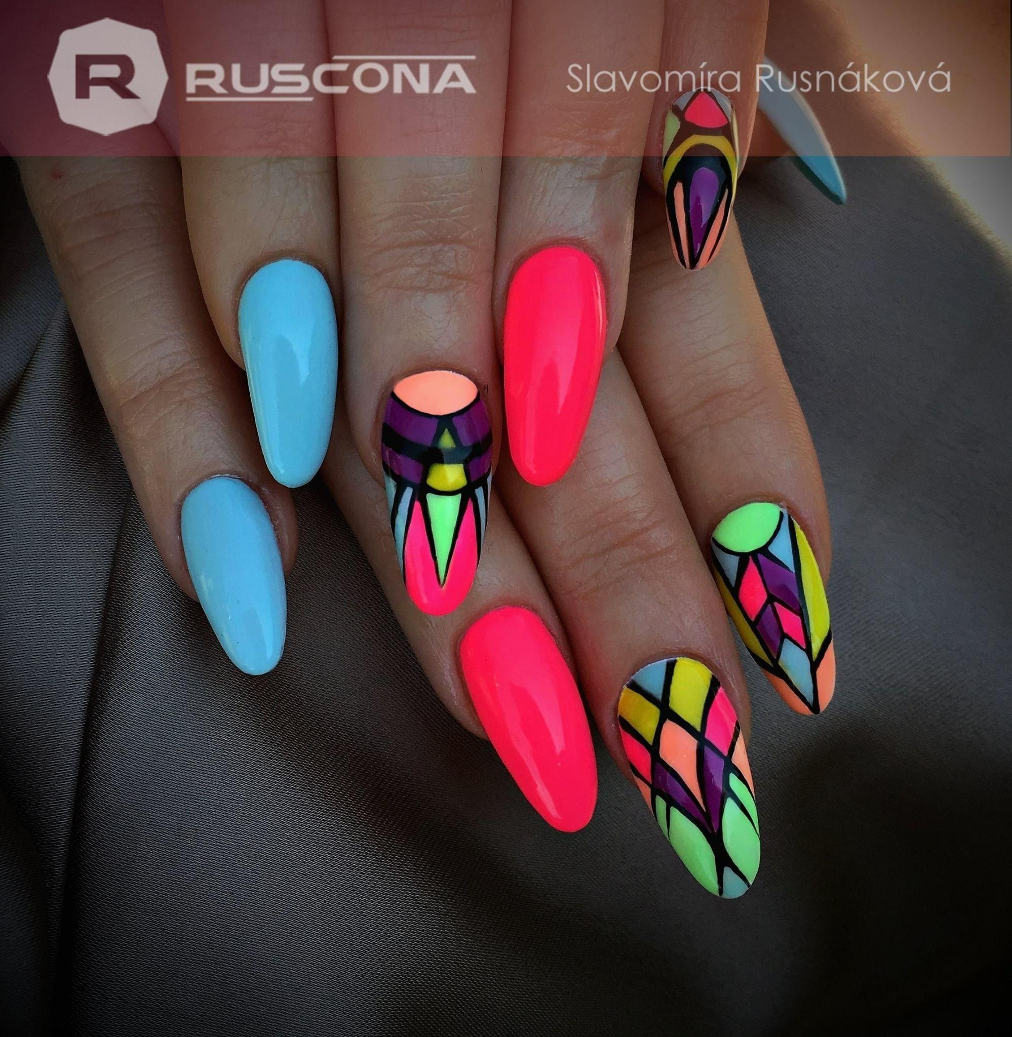 Pin by Оля on нігтики | Pinterest | Manicure