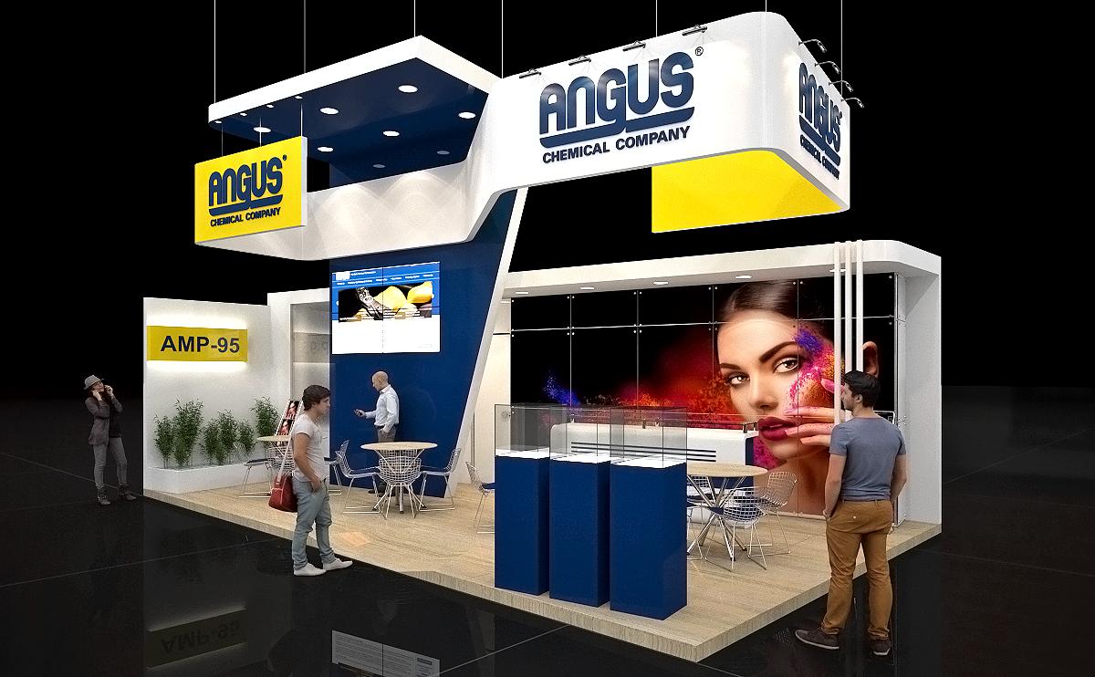 Exhibition Stand Designers Amp Builders : Angus abrafati custom exhibits exhibition booth spire