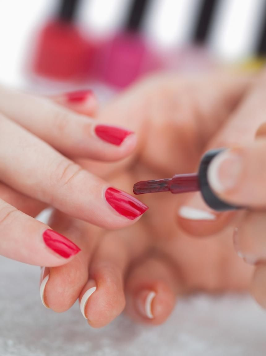 11 Solutions To Your Top Manicure Problems Gel Mani Nail Problems Manicure