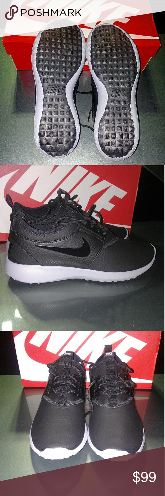 official photos e3dfd 6a864 Women s Nike Juvenate Prm (Size 8) Brand new in box 100% authentic  Excellent condition Size 8 women Black upper Grey midsole Ships doubled  boxed Same ...