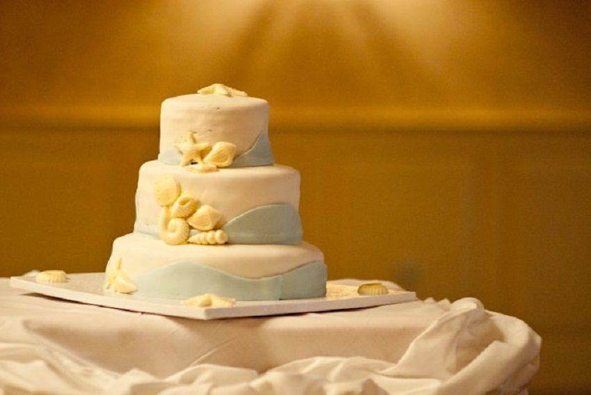 Elene's Wedding Cake