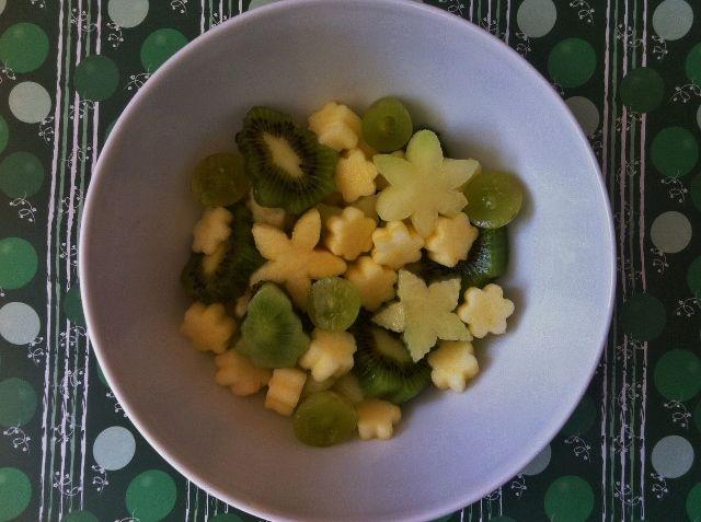 Lecker Salat für den Kiga
