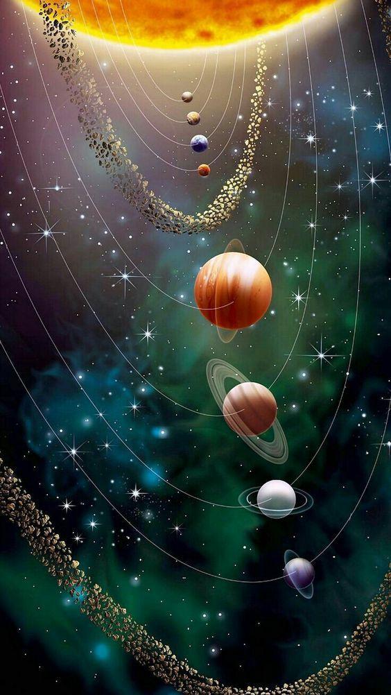 Solar System En 2020 Fond D Ecran Telephone Fond D Ecran Espace Fond D Ecran Colore