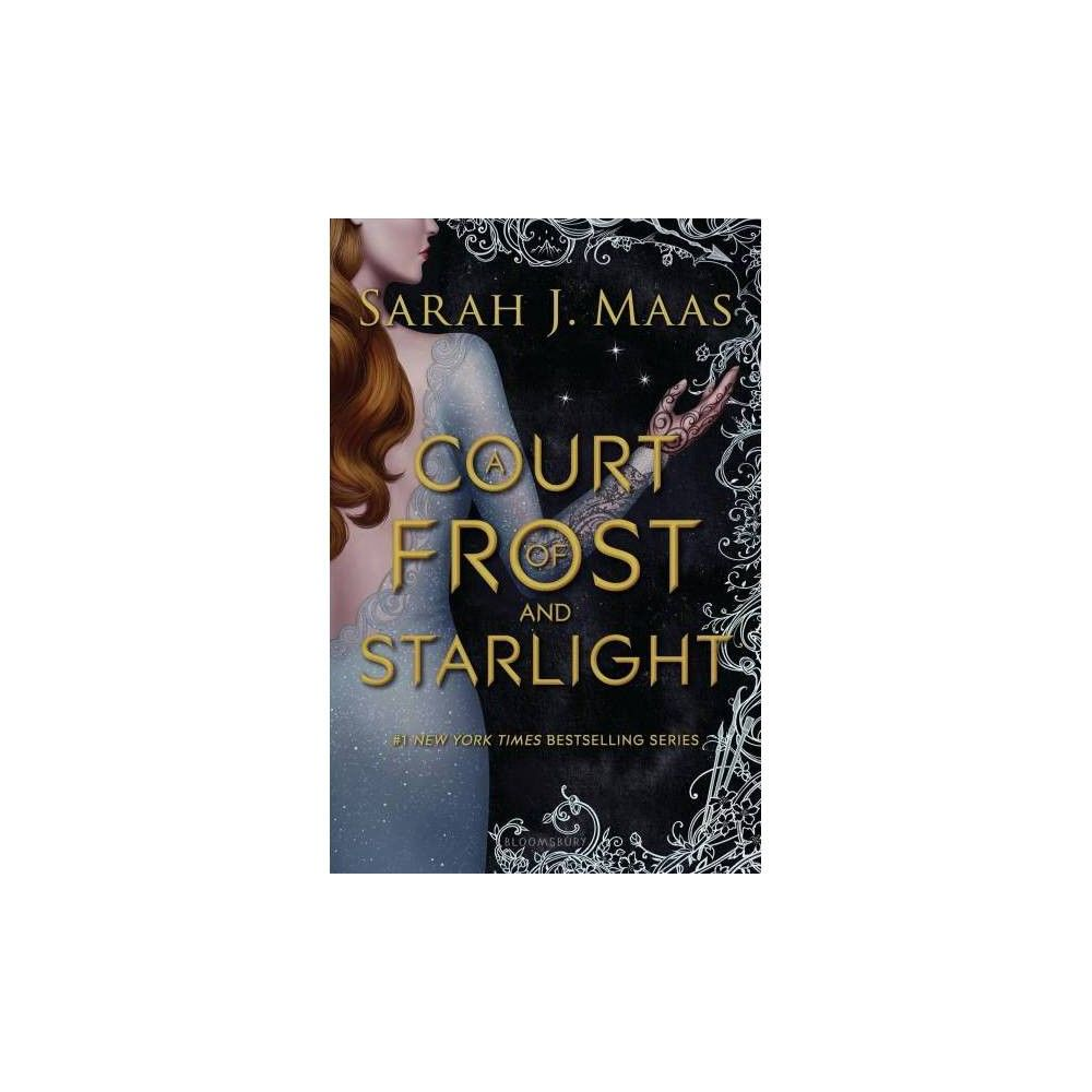 Court Of Frost And Starlight Reprint Court Of Thorns And Roses