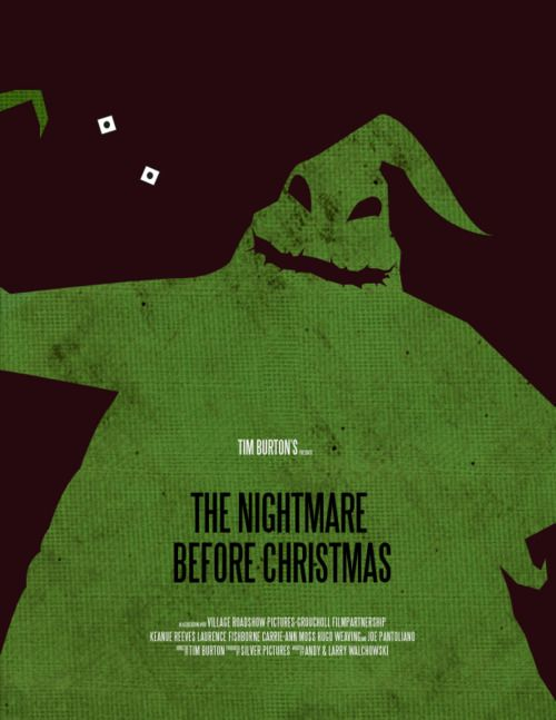 Blimp Beauty Lies In Movie Posters Minimal Movie Posters Movie Posters Nightmare Before Christmas This year, christmas will be ours! watch the anniversary edition of the nightmare before christmas two different ways (including a sing. minimal movie posters