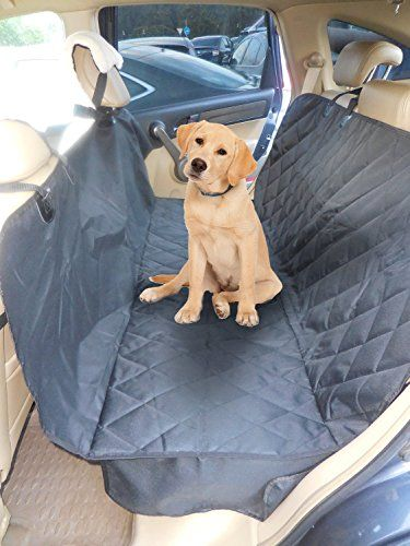 Dog Or Pet Car Seat Cover Extra Large Size And Waterproof Design WellProtected Seats NonSlip