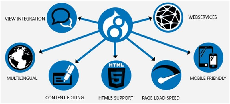 Reasons Why You Should Start New Project In Drupal Drupal Content Management System Technology