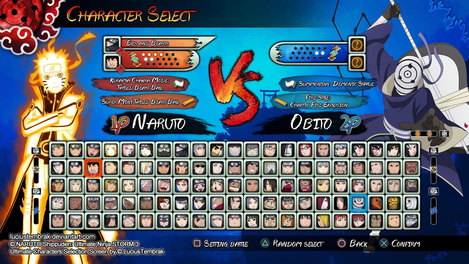 Naruto Ultimate Ninja Heroes 3 Psp Cheats Wallpapers Wallppapers