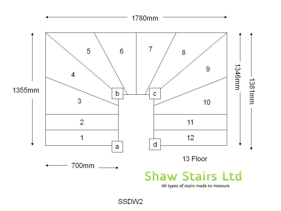 Bon Loft Conversion Stairs   SSDW2 Loft Conversion Staircase UK | ShawStairs  Ltd [SSDW2]