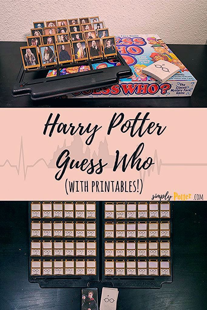 Harry Potter Guess Who - Projectgardendiy.club