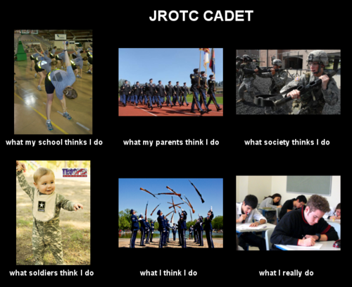 Should I join ROTC AT my new school?