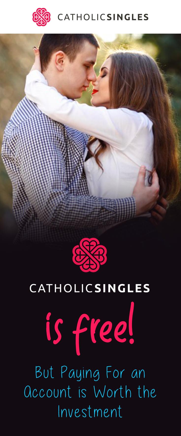 Catholicsingles: o comunitate sănătoasă pentru dating pentru singuri de credință
