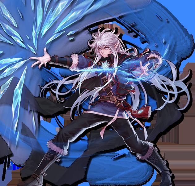 Male Mage Glacial Master Eternal Awakening Dungeon