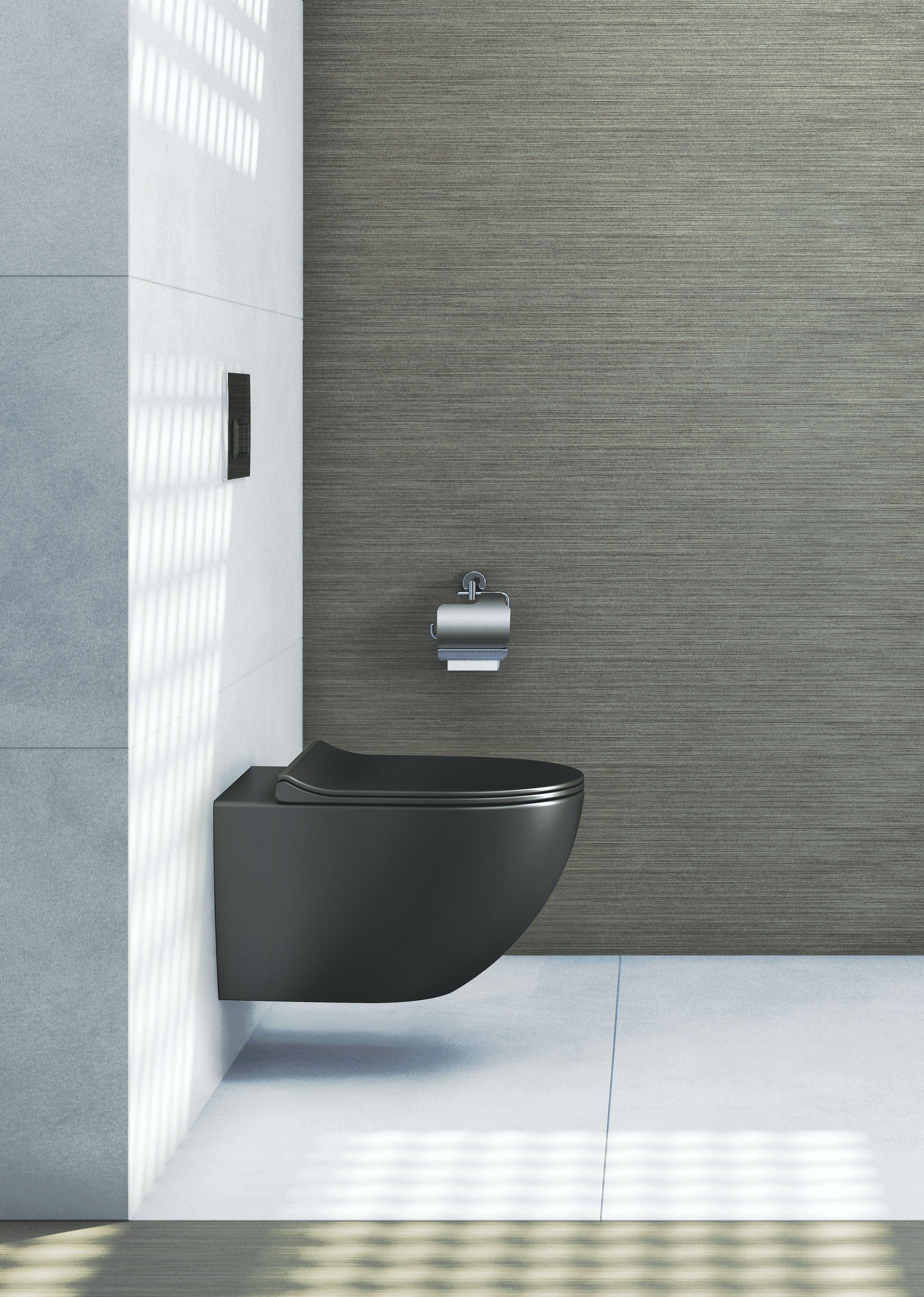 Marque De Toilette Suspendue wc suspendu eco eau - envie de salle de bains - wc sento