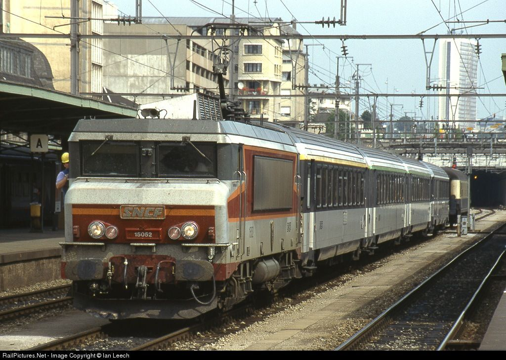 Railpictures Net Photo 15052 Sncf Alsthom Bb 15000 Class At