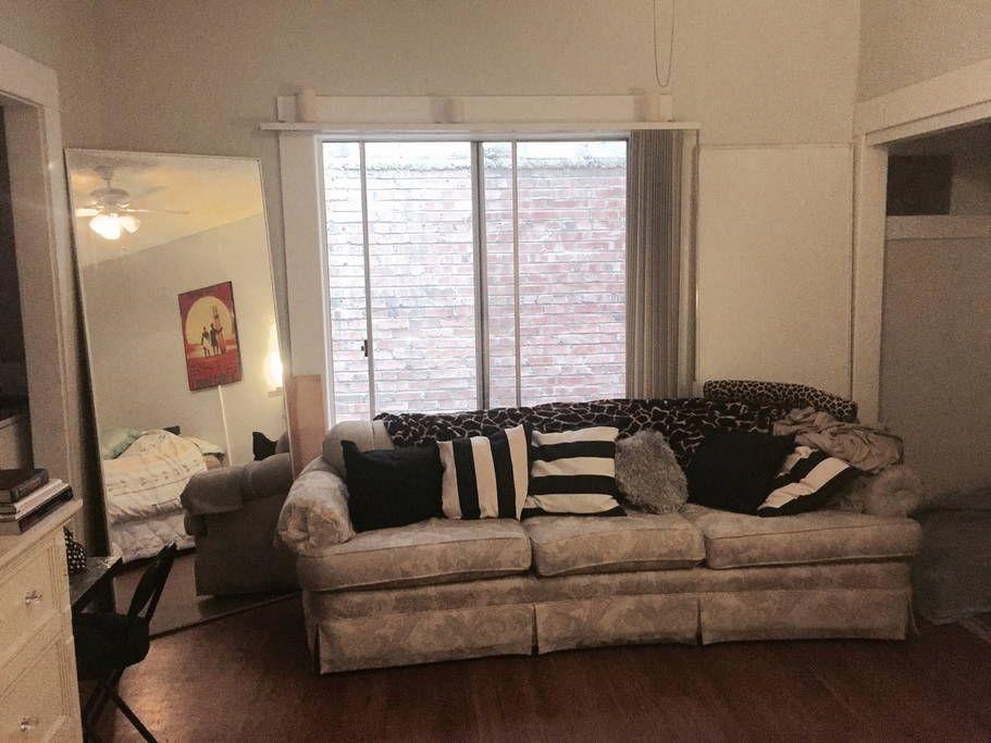74 night for entire studio apt cozy apt in downtown la