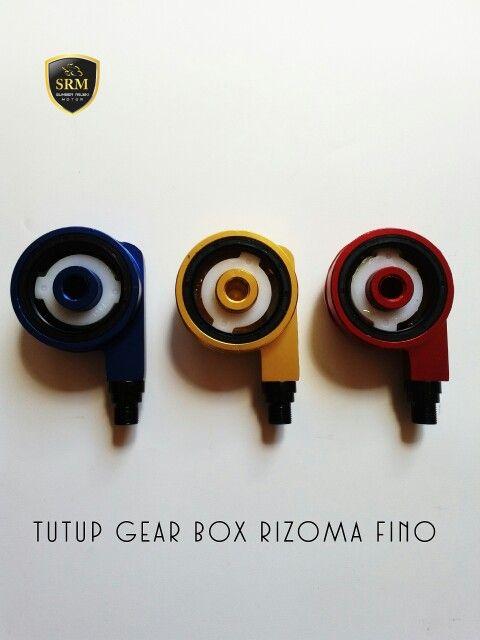 Tutup Gear Box Rizoma Fino IDR 80.000,-/Pcs