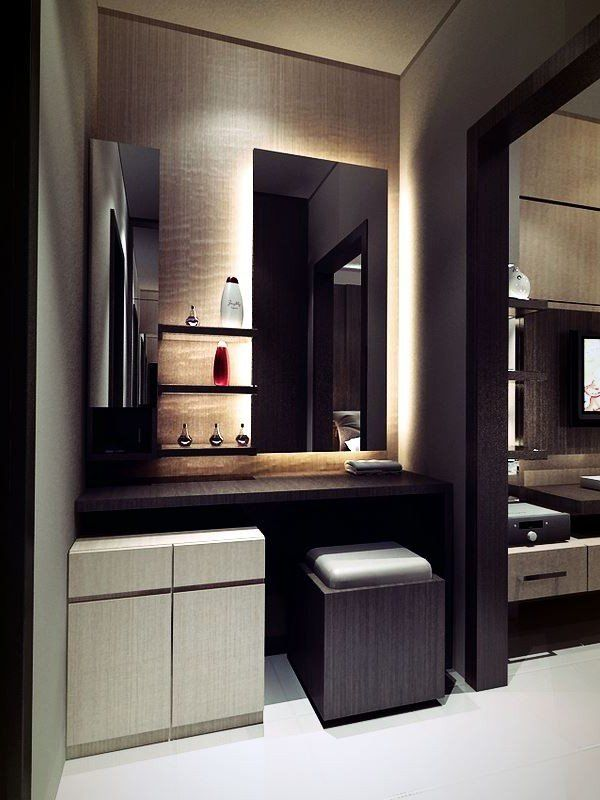 Dressing table designs for bedroom indian google search for Master bedroom wardrobe designs india