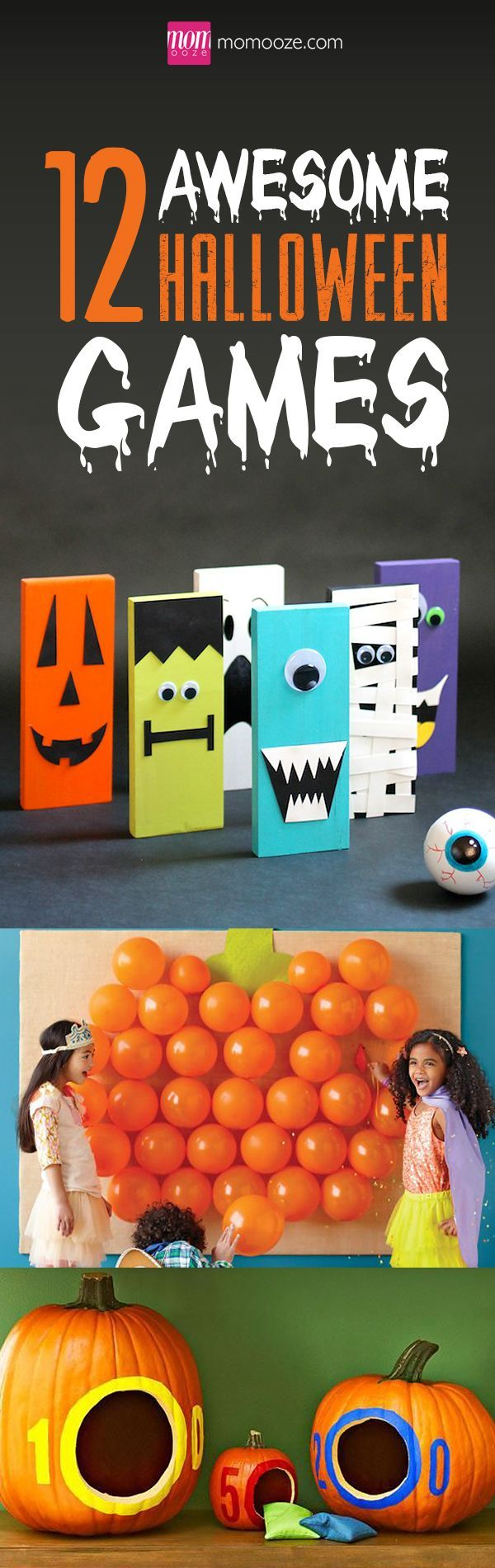 12 Awesome Halloween Games for Your Hyped Up Kids