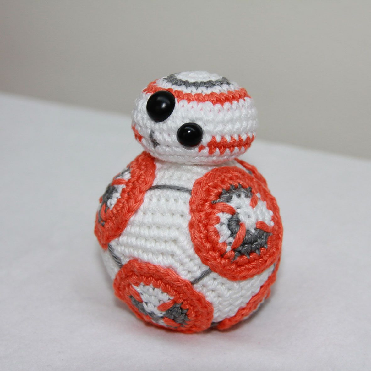 Star wars bb8 free crochet pattern gratis haakpatroon bb8 bb8 from star wars free crochet pattern in english and dutch by ilona leenders at bankloansurffo Images