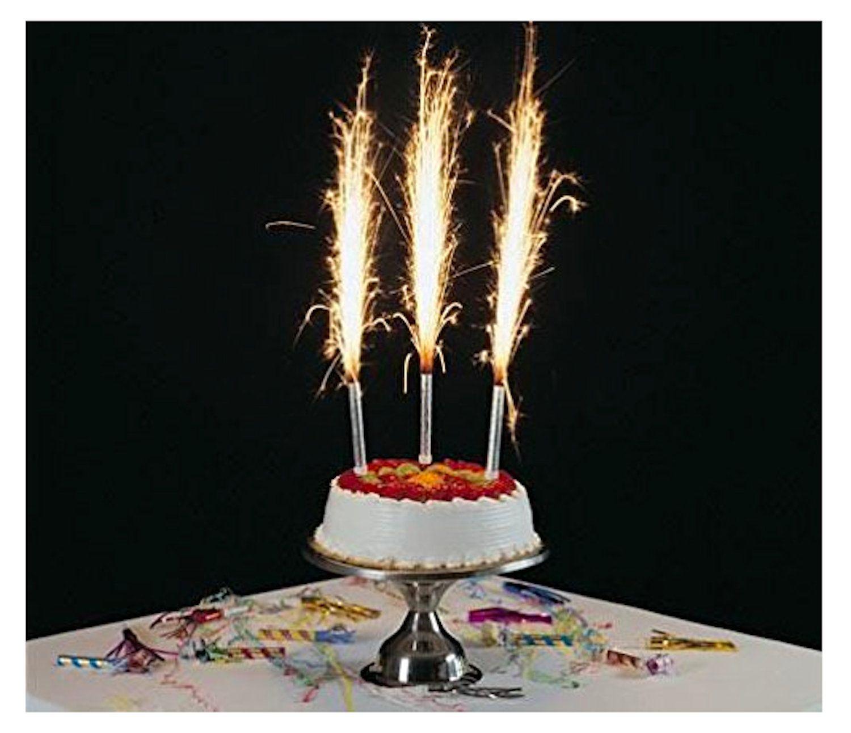 Fantastic 4 Birthday Candles Bottle Sparklers Cake Sparklers Champagne Funny Birthday Cards Online Elaedamsfinfo