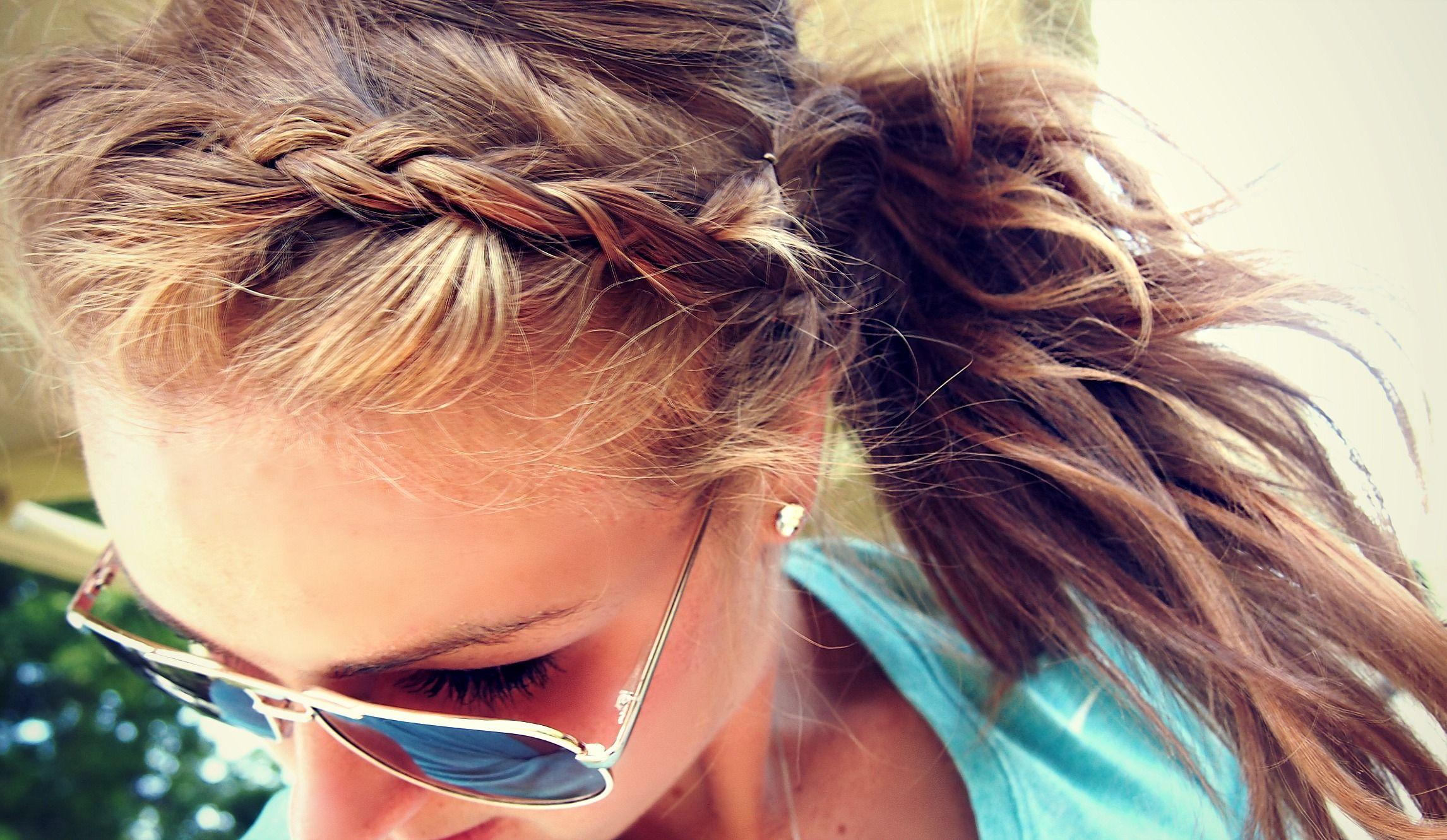 My new hair summer hair highlights hair pinterest healthy