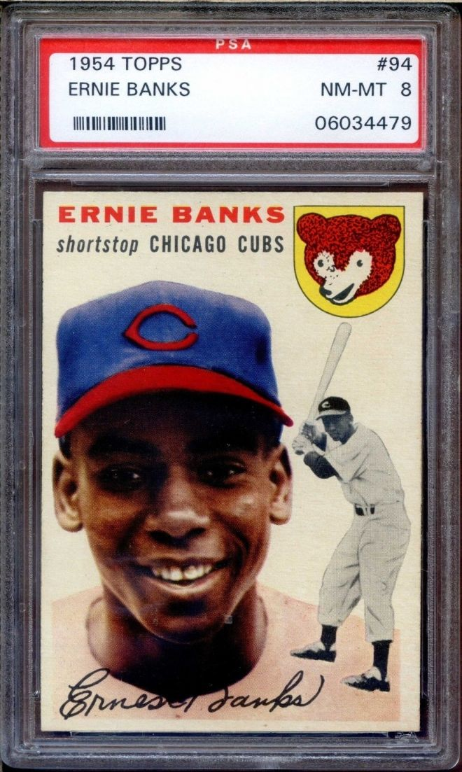 Ernie Banks Was \