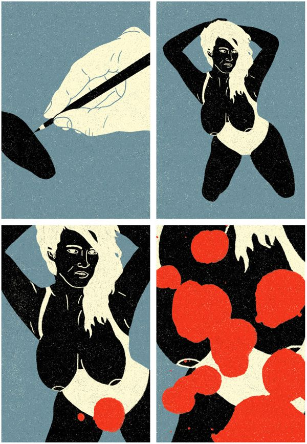 Red Sea (comics). on Behance