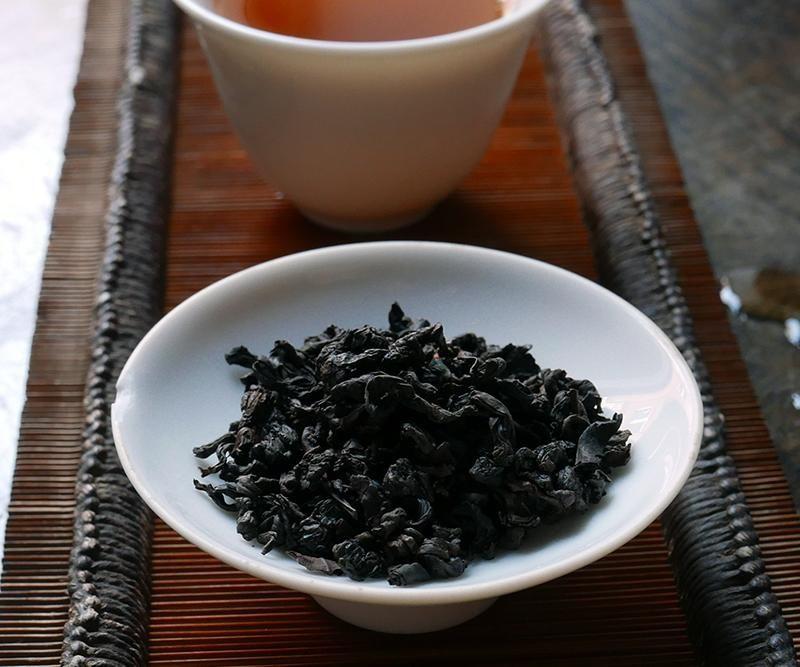 Iron goddess brewing tea fujian province dark roast