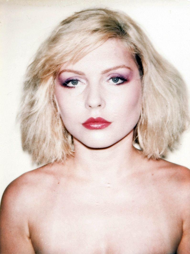 Debbie Harry by Andy Warhol. S) | Blondie | Pinterest | Novios
