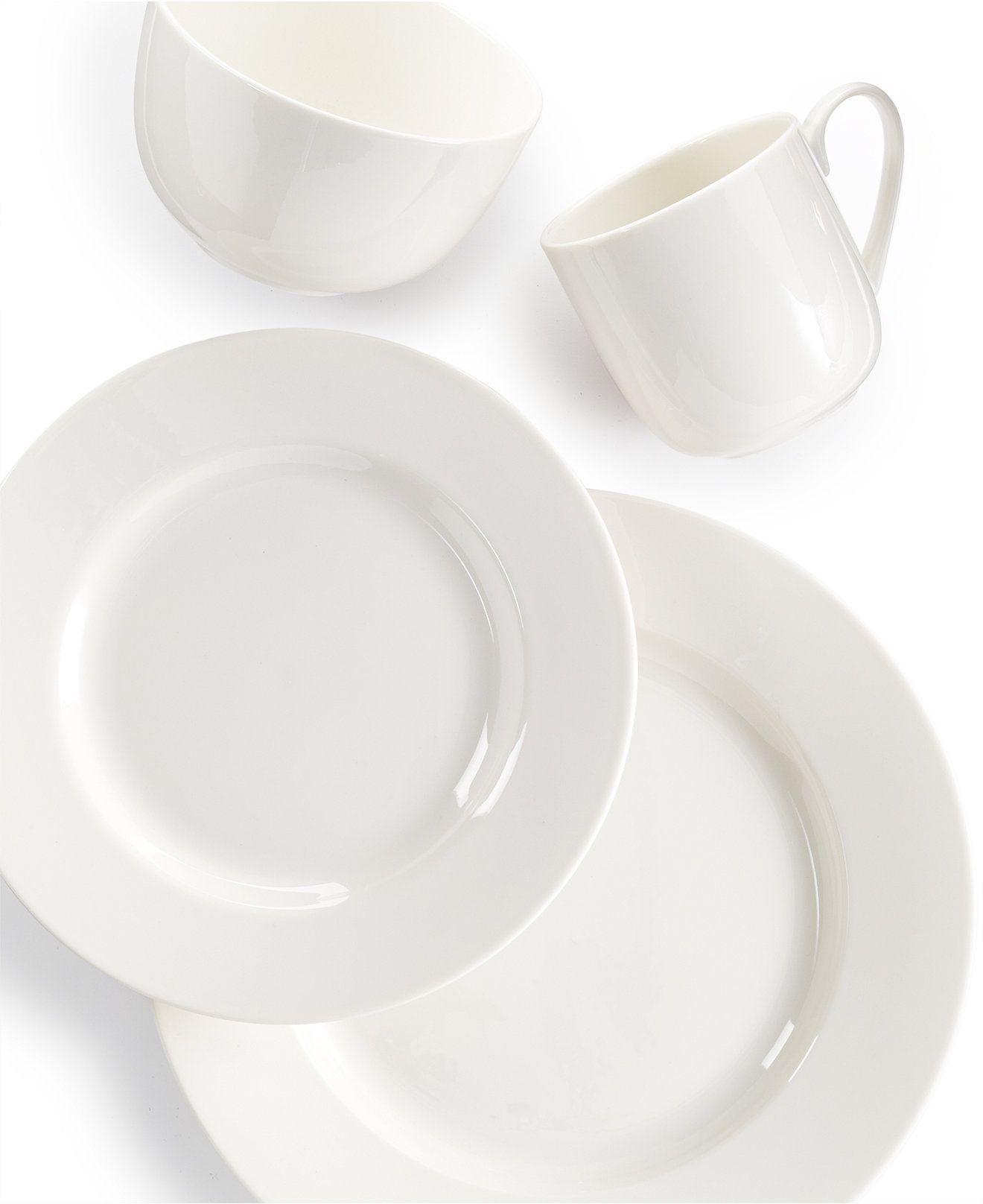 Martha Stewart Collection Kensington Whiteware Collection Casual
